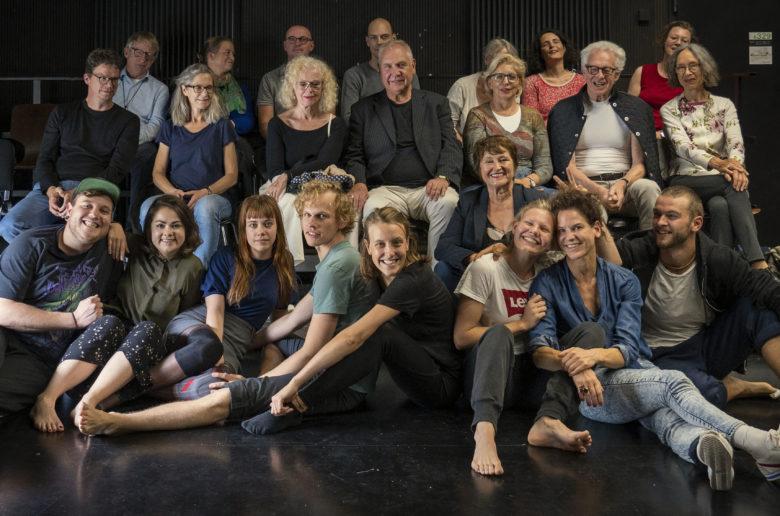 HfMDK-Exzellenzworkshop Schauspiel 2019 mit Bibiana Beglau