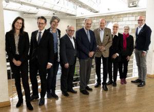 Vorstand und Stiftungsrat der HfMDK-Stiftung